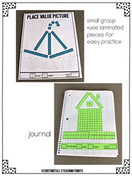 Place Value First Grade