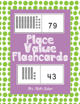 Place Value Flashcards