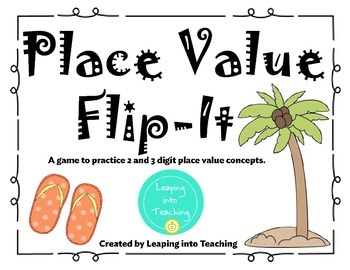 Place Value Flip-It