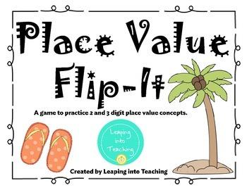 Place Value Flip-It