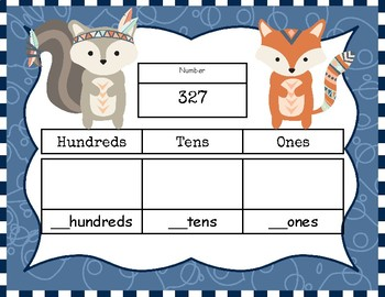 Place Value Flipchart 3 Day Lesson NBT.1