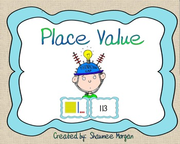 Place Value Flipchart (ActivInspire)