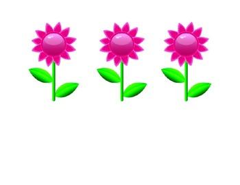 Place Value Flower Pots