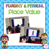 Place Value Fluency & Fitness Brain Breaks Bundle