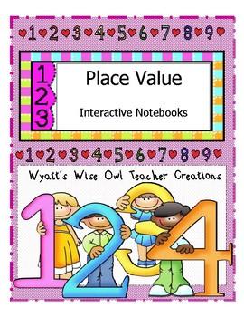 Place Value Foldables