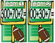 Place Value Football (100-1000)