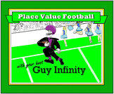 Place Value Football Game with Guy Infinity (SMART Board)