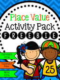 Place Value {Freebie} Pack