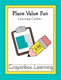 Place Value Fun, Math Common Core, Learning Center