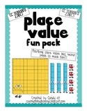 Place Value Fun Pack
