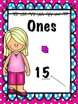 Place Value Fun Tens and Ones (No Prep)