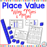 Place Value Work Mats and Activities