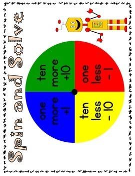 Place Value:  Math Tub and Center Activities