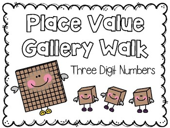 Place Value Gallery Walk (Three Digit Numbers)