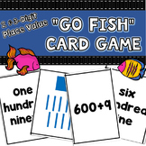 "Place Value Game: ""2 and 3 Digit Go Fish"""