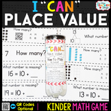 Kindergarten Math Game for Place Value | Kindergarten Math