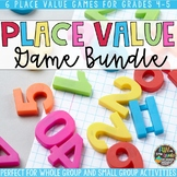 Place Value Game Bundle
