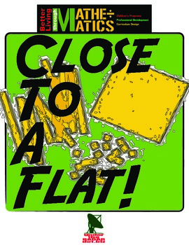 "Place Value Game: ""Close to a Flat"" with Puzzlers and Assessment"
