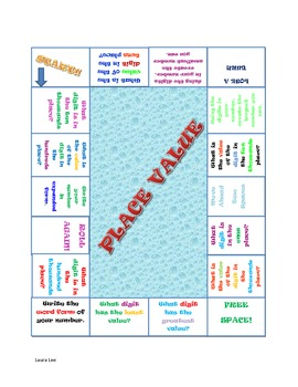 Place Value Game ~ Part Two