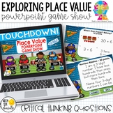 Place Value PowerPoint Game Show For Advanced 2nd Grade