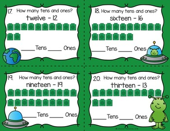 Place Value Game and Printables
