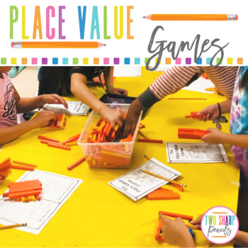 Place Value Games: Hands on games to practice Number Sense