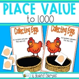 Place Value Games to One Thousand