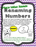 Place Value Games Renaming Numbers