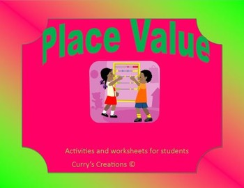 Place Value - Games and Activities