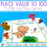 Place Value Games to 100