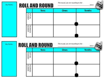 Place Value Games/Small Group Instructional Cards