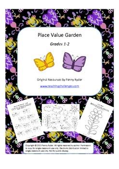 Place Value Garden