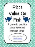 Place Value Go Fish (Math Center)