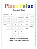 Place Value Gold Fish