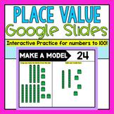 Place Value Google Slides (Distance Learning)
