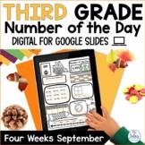 Place Value Google Slides™ Third Grade Number Sense Number
