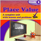 Place Value, Grade 2