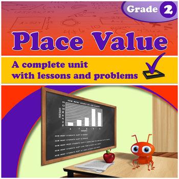 Place Value, Grade 2