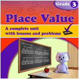 Place Value, Grade 3