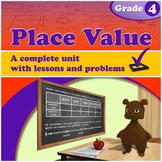 Place Value, Grade 4