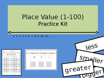 Place Value (Greater than)