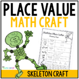 Place Value Halloween Math Craft