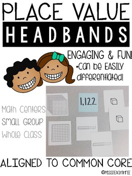 Place Value Headbands