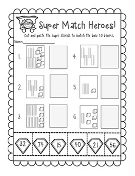 Place Value Heroes