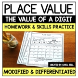 Place Value Homework and Skills Practice