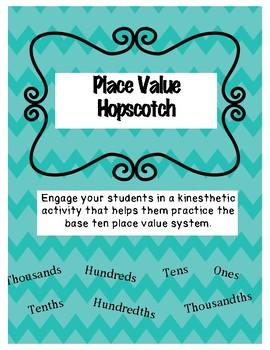 Place Value Hopscotch