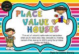 Place Value Houses Free