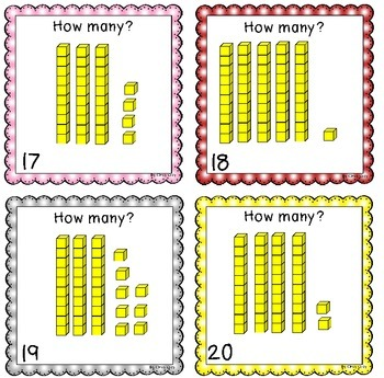Place Value ~ What's the number?