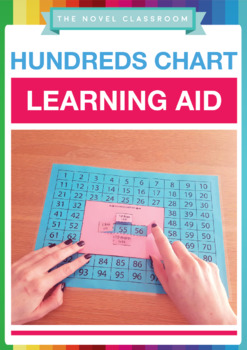 Place Value Hundreds Chart Learning Aid