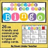 Hundreds, Tens and Ones Place Value Bingo Math Game Class Set